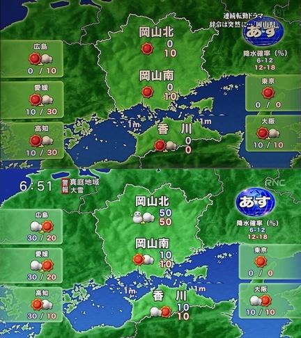 香川 天気 予報